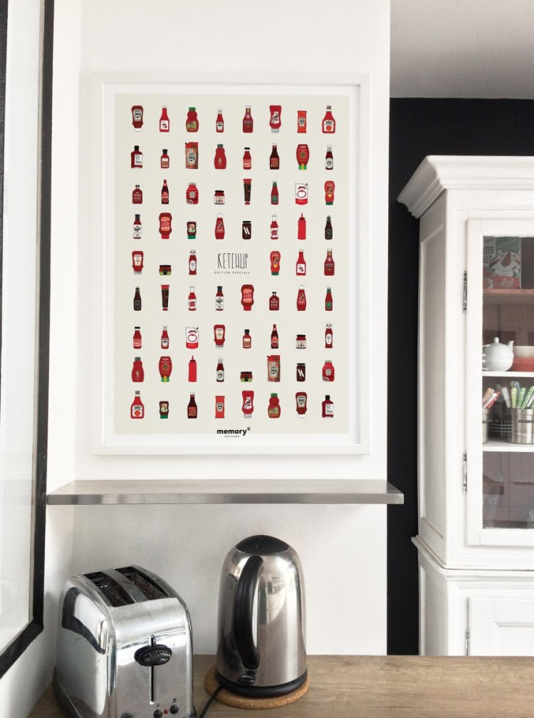 KETCHUP-lille-memory-affiches